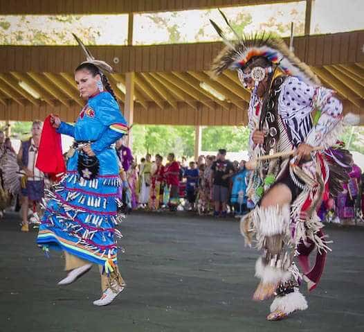 Forest County Potawatomi Dancers