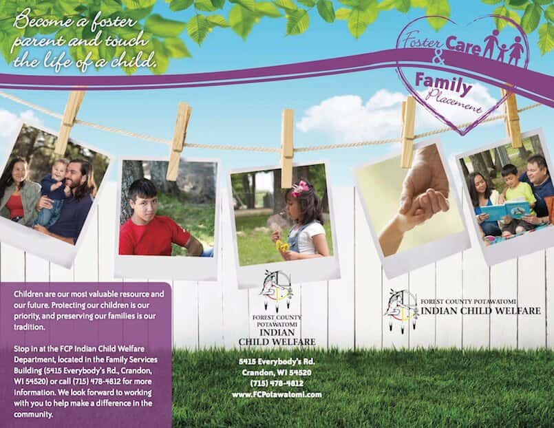 ICW Foster Care Brochure - 2015_