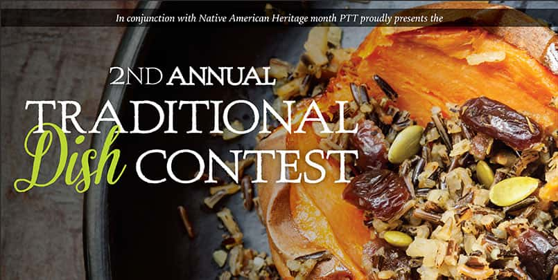 2nd Annual Traditional Dish Contest