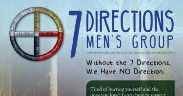 7 Directions Men's Group @ Health & Wellness Center - Upper Level - AODA