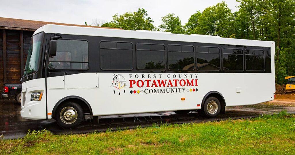 FCPC Transit System Bus
