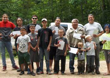Summer Fisheree Group Photo