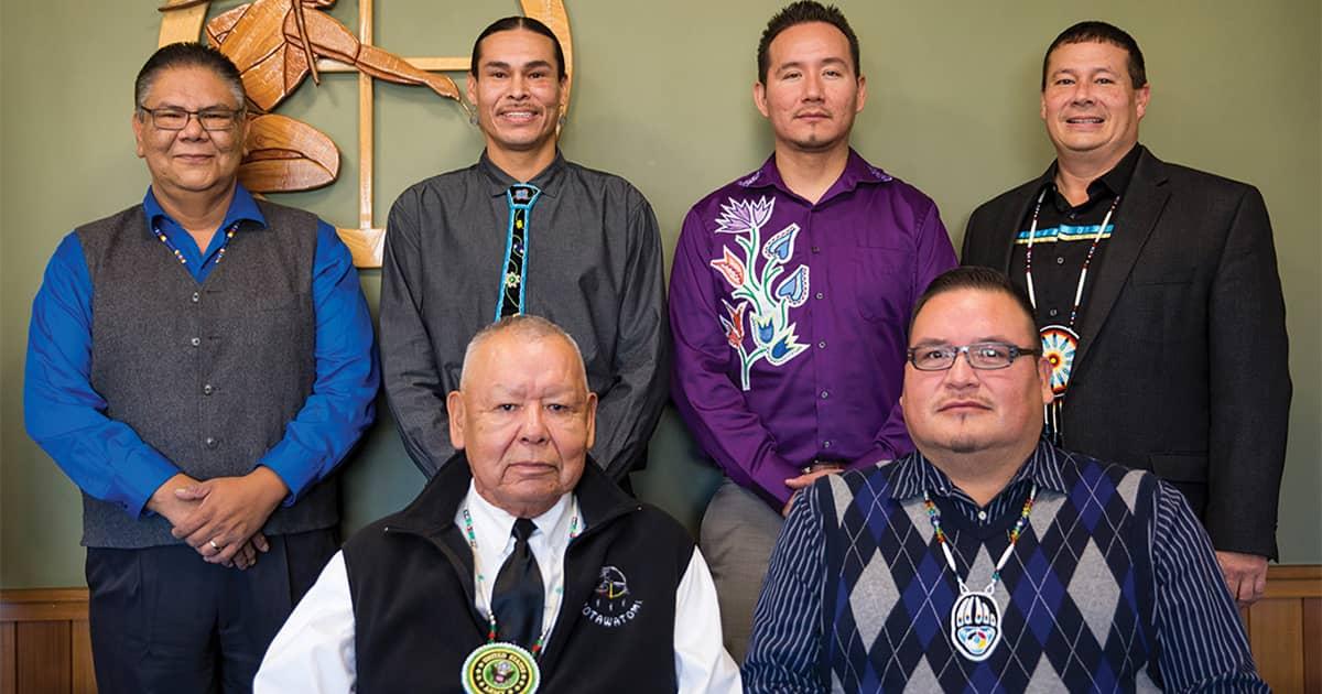 2017-2018 FCP Executive Council