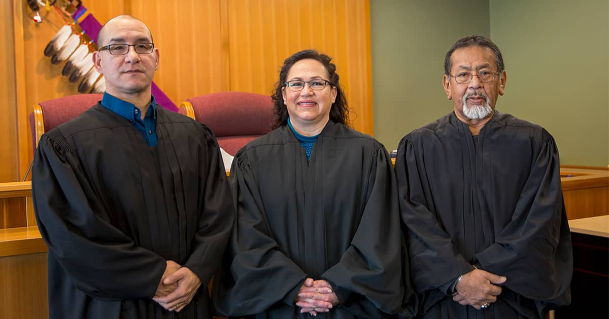 New FCP Associate Judge Sworn In