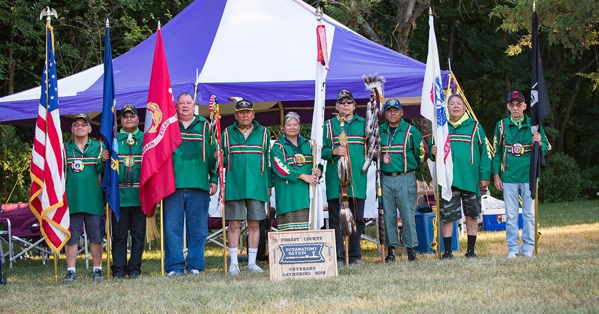 FCP veterans
