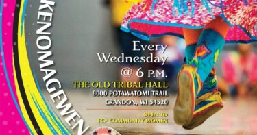 Kwe Kenomagewen - Talking Circle @ The Old Tribal Hall | Crandon | Wisconsin | United States