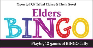 Elders Bingo @ Forest County Potawatomi Recreation | Crandon | Wisconsin | United States